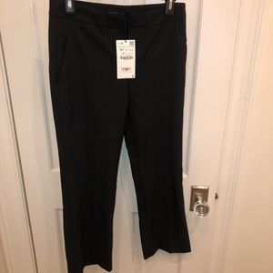 Black Zara trousers